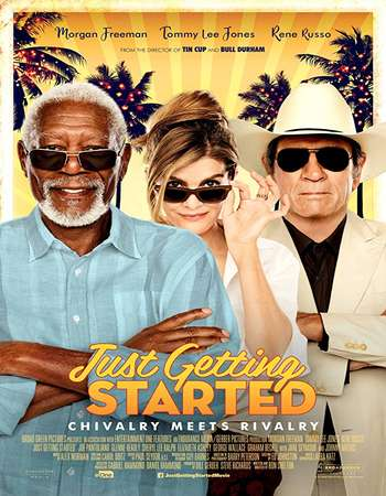 Just Getting Started (2017) 720p BluRay x264 AAC ESubs - Downloadhub