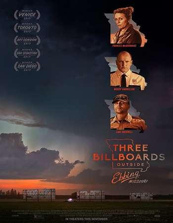 Three Billboards Outside Ebbing Missouri (2017) 720p BluRay x264 AAC ESubs - Downloadhub