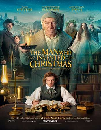 The Man Who Invented Christmas (2017) 720p HC HDRip x264 AAC - Downloadhub