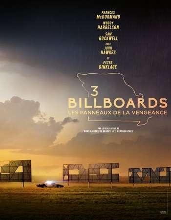 Three Billboards Outside Ebbing Missouri (2017) 720p BluRay x264 [Dual-Audio][Hindi 5 1 - English 5 1] ESubs - Downloadhub
