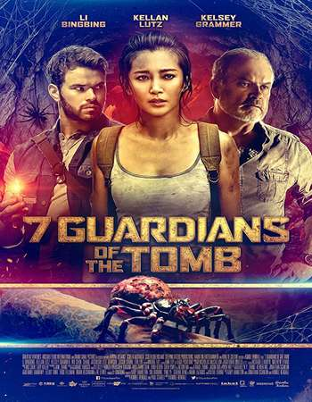 Guardians of the Tomb (2018) 720p Web-DL x264 AAC - Downloadhub