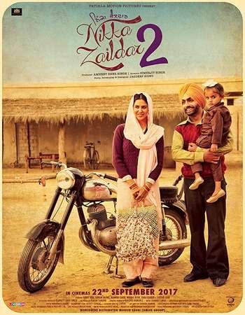 Nikka Zaildar 2 (2017) Punjabi 720p HDRip x264 AAC - Downloadhub