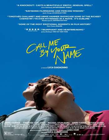 Call Me by Your Name (2017) 720p BluRay x264 AAC ESubs - Downloadhub
