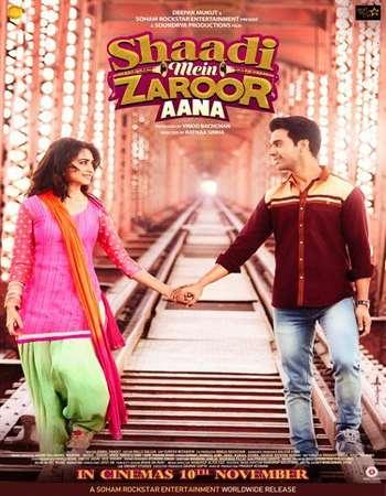 Shaadi Mein Zaroor Aana (2017) Hindi 720p HDRip x264 AAC - Downloadhub