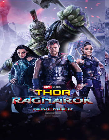 Thor Ragnarok (2017) 720p BluRay x264 [Dual-Audio][Hindi 5 1 - English 5 1] ESubs - Downloadhub
