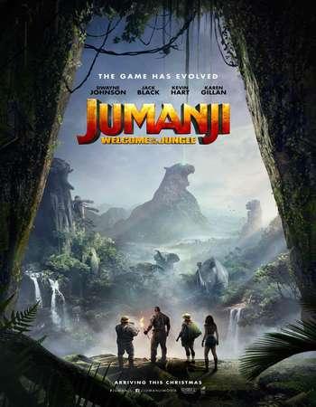 Jumanji Welcome to the Jungle (2017) 720p Web-DL x264 AAC ESubs - Downloadhub