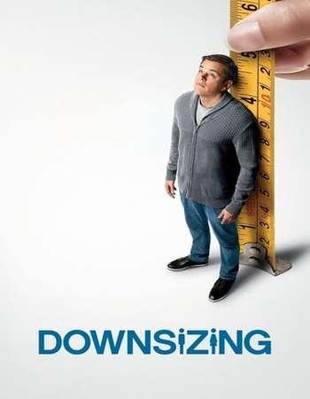 Downsizing (2017) 720p BluRay x264 AAC ESubs - Downloadhub