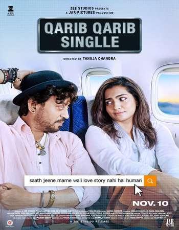 Qarib Qarib Singlle (2017) Hindi 720p DVDRip x264 AAC 5 1 ESubs - Downloadhub