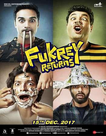 Fukrey Returns (2017) Hindi 720p DTHRip x264 AAC - Downloadhub