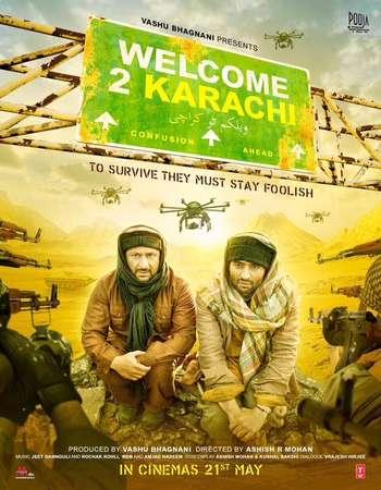 Welcome 2 Karachi (2015) Hindi 720p HDRip x264 AAC - Downloadhub