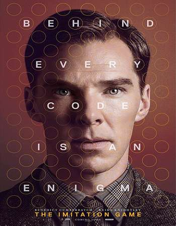 The Imitation Game (2014) 720p BluRay x264 [Dual-Audio][Hindi - English] ESubs - Downloadhub