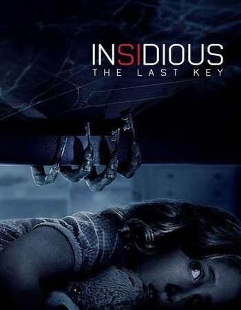 Insidious The Last Key (2018) 720p BluRay x264 AAC ESubs - Downloadhub
