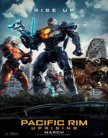 Pacific Rim Uprising (2018) 700MB HDCAM x264 AAC - Downloadhub