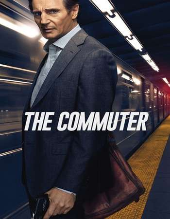 The Commuter (2018) 720p HC HDRip x264 AAC - Downloadhub