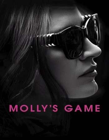 Mollys Game (2017) 720p BluRay x264 AAC ESubs - Downloadhub