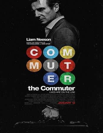 The Commuter (2018) 720p WEBRip x264 AAC - Downloadhub