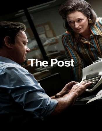The Post (2017) 720p BluRay x264 AAC ESubs - Downloadhub