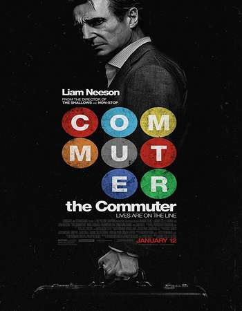 The Commuter (2018) 720p BluRay x264 AAC ESubs - Downloadhub