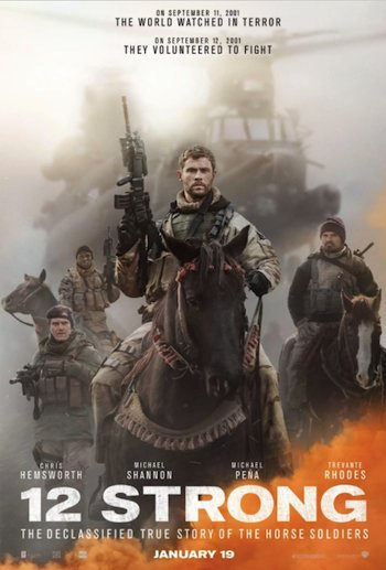 12 Strong 2018 English 480p WEB-DL 350MB ESubs