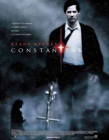 Constantine 2005 Hindi Dual Audio BRRip Full Movie Download
