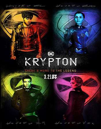 Krypton S01E05 340MB WEB-DL 720p ESubs