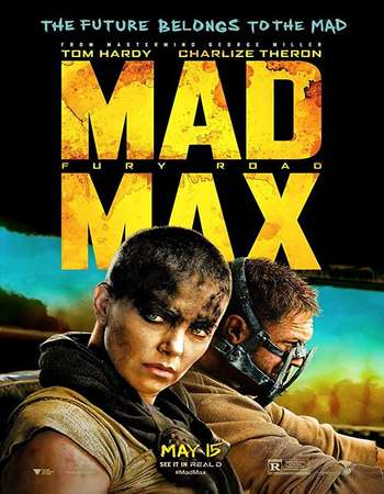 Mad Max Fury Road 2015 Hindi Dual Audio BRRip Full Movie Download