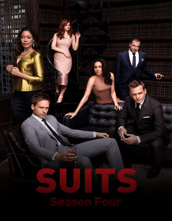 Suits S07E14 350MB Web-DL 720p ESubs