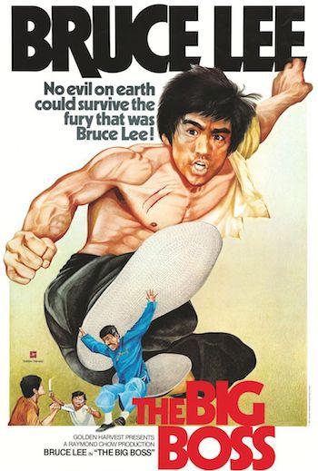 The Big Boss 1971 Dual Audio Hindi Full Movie Download
