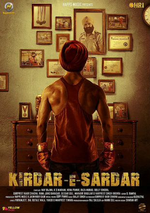 Kirdar E Sardar 2017 HDRip 600Mb Full Punjabi Movie Download 720p