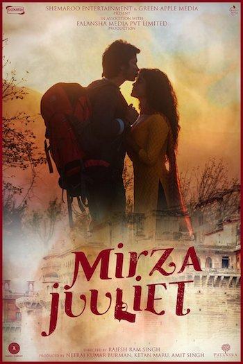 Mirza Juuliet 2017 Hindi 480p DVDRip 350mb