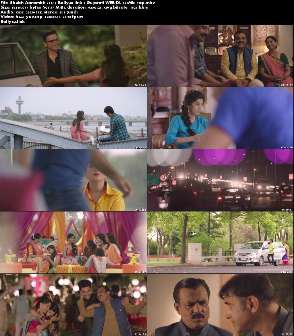 Shubh Aarambh 2017 WEB-DL 350MB Gujarati 480p Download