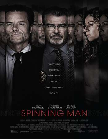 Spinning Man (2018) WEB-DL 480P 300MB English ESubs