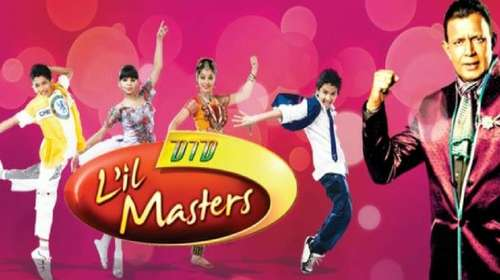 DID Li'L Masters Season 4 8th April 2018 270MB HDTV 480p
