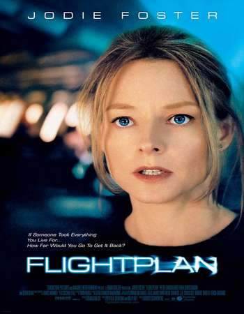 Flightplan 2005 Hindi Dual Audio 450MB BluRay 720p ESubs HEVC