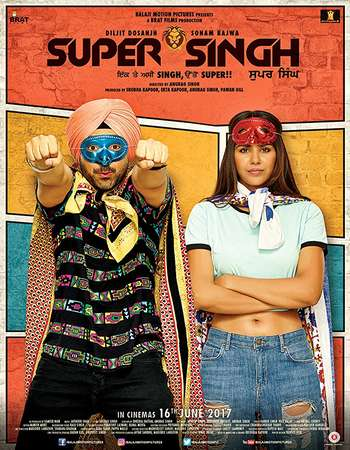 Super Singh 2017 Hindi 600MB DTHRip 720p HEVC