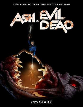 Ash vs Evil Dead S03E09 220MB WEB-DL 720p ESubs
