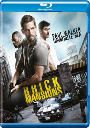 Brick Mansions 2014 BluRay 300Mb Hindi Dual Audio 480p Watch Online Full Movie Download bolly4u