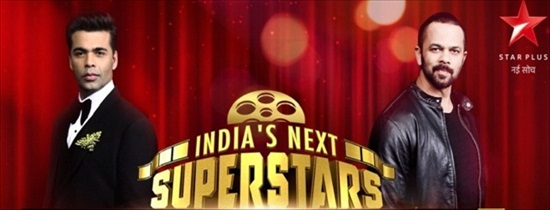 Indias Next Superstars HDTV 480p 200MB 07 April 2018