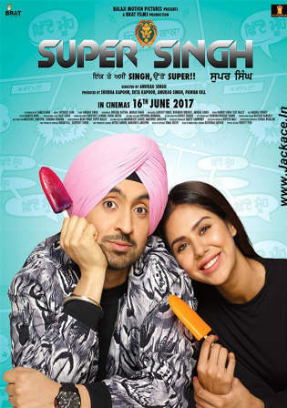 Super Singh 2018 HDTV 400MB Full Hindi Movie Download 480p Watch Online Free bolly4u