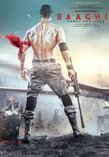Baaghi 2 2018 Full HD Movie 1GB