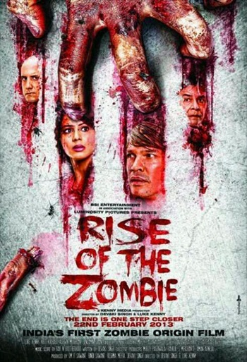 Rise Of The Zombie 2013 Hindi Dubbed Full Movie Download