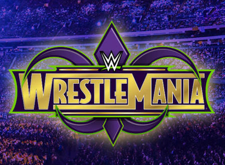 WWE WrestleMania 34 PPV  2.3GB
