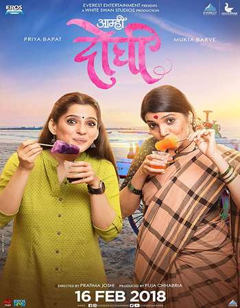 Aamhi Doghi 2018 Full Marathi Movie Free Download