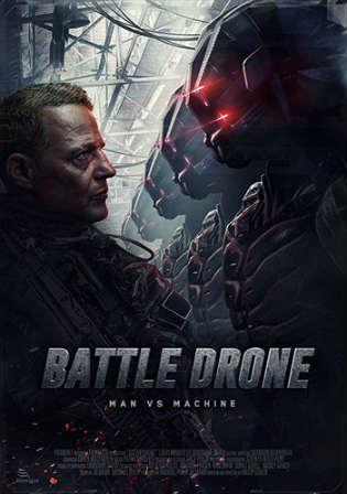 Battle Drone 2018 WEB-DL 280MB English 480p ESub Watch Online Full Movie Download bolly4u