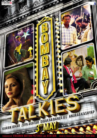 Bombay Talkies 2013 DVDRip 350Mb Full Hindi Movie Download 480p Watch Online Free bolly4u