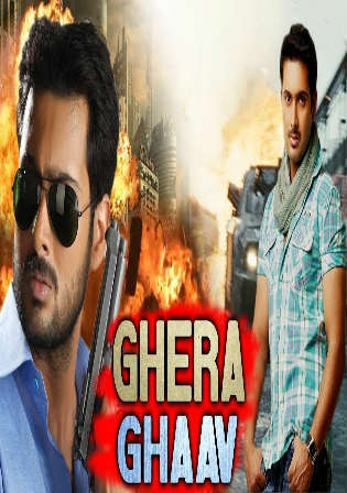 Ghera Ghaav 2018 HDRip 850MB Hindi Dubbed 720p