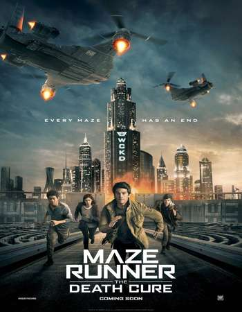 Maze Runner The Death Cure 2018 Full English Movie Download