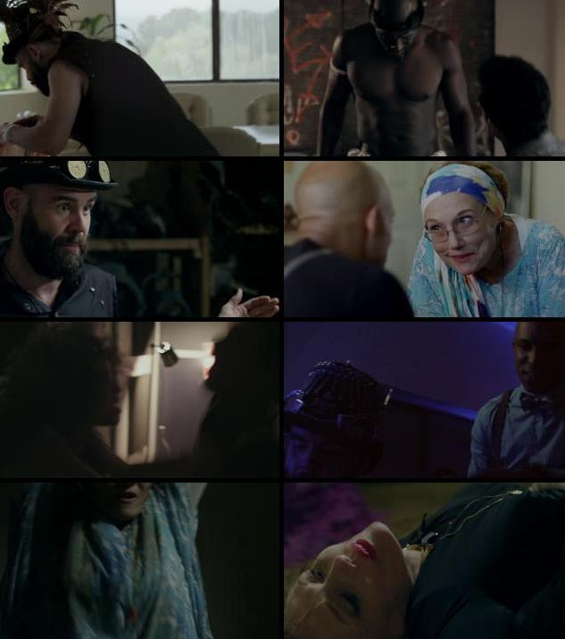 All Out Dysfunktion 2016 English 720p WEB-DL