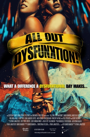 All Out Dysfunktion 2016 English 720p WEB-DL 800MB ESubs