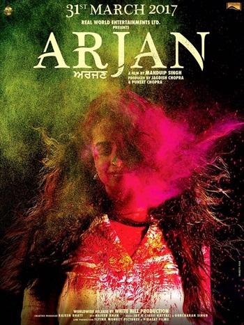 Arjan 2017 Punjabi 720p DVDRip 999mb